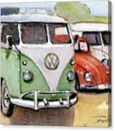VW3 Canvas Print
