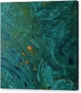 W Pulsar  Canvas Print