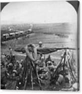 W W I: Battle Of Verdun Canvas Print