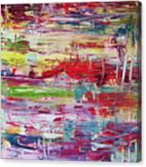 W66 - Goodbye Yesterday Canvas Print