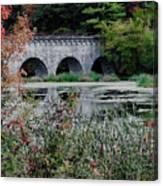 Wachusett Aquaduct Canvas Print