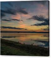 Wachusett Reservoir  Canvas Print