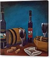 Waco Winery Canvas Print