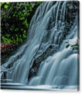 Wadsworth Falls 4 Canvas Print