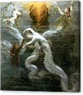 Wagner: Das Rheingold Canvas Print