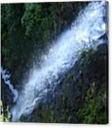 Wah Gwin Gwin Falls 2 Canvas Print