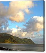 Waianae Coast Hawaii  Canvas Print