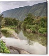 Wailoa Stream Canvas Print
