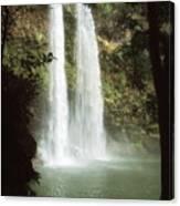 Wailua Falls 3 Canvas Print