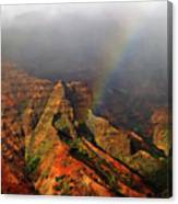 Waimea Canyon I Canvas Print