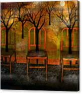 Waiting For A Miracle Canvas Print