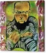 Wakabi Panther Pride Canvas Print