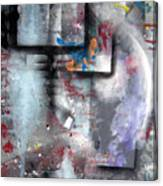 Waking Canvas Print