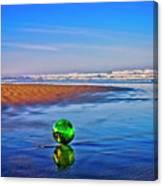 Waldport Oregon - Float The Ocean Canvas Print