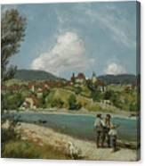 Waldshut Canvas Print