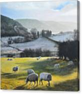 Wales. Canvas Print