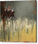 Walker Run Canvas Print