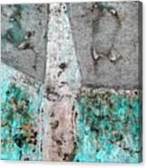 Wall Abstract 118 Canvas Print