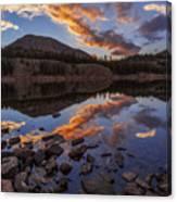 Wall Reflection Canvas Print