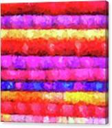 Wallart-multicolor Design Canvas Print