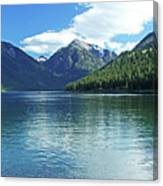 Wallowa Lake Oregon Canvas Print
