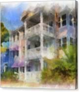 Walt Disney World Old Key West Resort Villas Pa 01 Canvas Print