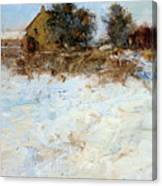 Waltham Farm Canvas Print