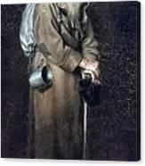 Wanderer H 1870 88h54 Am Gtg Vasily Perov Canvas Print
