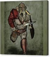 War Beast Canvas Print