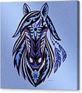 War Horse 3 Canvas Print