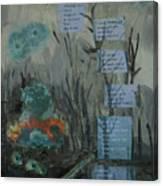 Vet Canvas Print