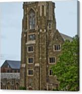 War Memorial Lyon Hall Cornell University Ithaca New York 03 Canvas Print