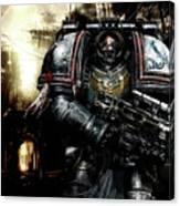Warhammer Canvas Print