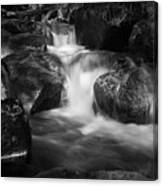 Warme Bode, Harz - Monochrome Version Canvas Print