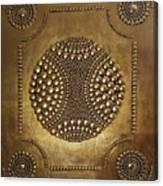-  Warrior Crest   - Canvas Print
