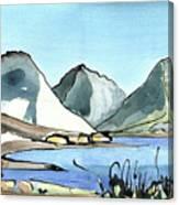 Wasdale Head Canvas Print