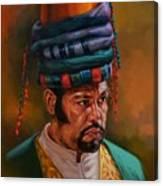 Bashbozuk  Canvas Print