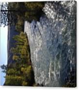 Washington Landscape Canvas Print