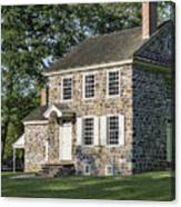 Washington's Headquarters Canvas Print