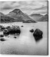 Wastwater Long Exp Canvas Print