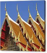 Wat Benjamabophit Canvas Print