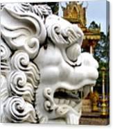 Wat Krom 29 Canvas Print