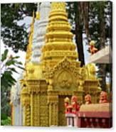 Wat Krom 30 Canvas Print