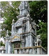 Wat Krom 37 Canvas Print