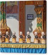 Wat Mae Faek Luang Phra Wihan Daily Merit Bowls Dthcm1879 Canvas Print