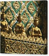 Wat Phra Keo (grand Palac Canvas Print