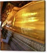 Wat Po Bangkok Thailand 32 Canvas Print