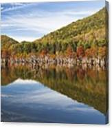 Watagua Lake, Tn Canvas Print