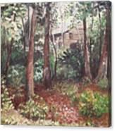 Watauga Cabin Canvas Print