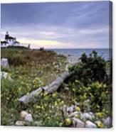 Watch Hill Lighthouse - Fm000062 Canvas Print